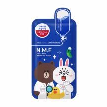 MEDIHEAL LINE 动物 (N.M.F)蓝色情侣熊兔(海淘专用)