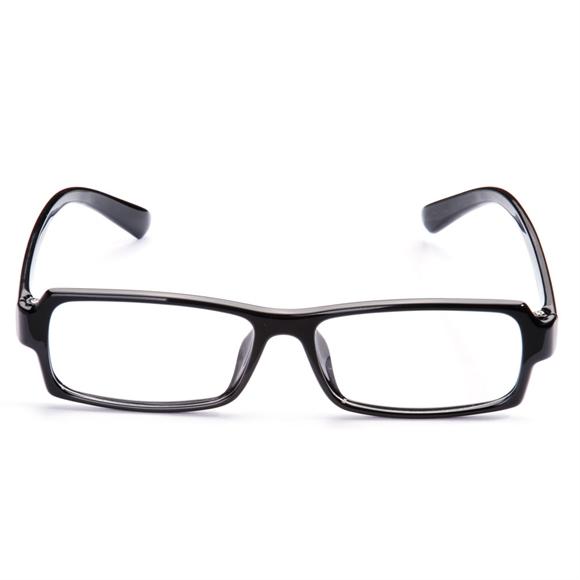 tr90记忆板材眼镜架ds1001-黑色