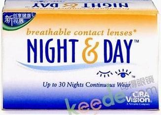 视康日夜型隐形眼镜