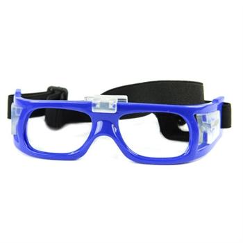 耐安迪进口板材专业运动近视镜深蓝色