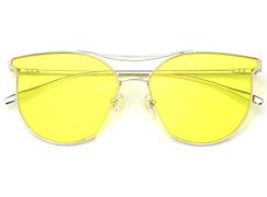 马莉宋佳同款防UV太阳镜59205