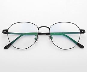 HAN纯钛多边形眼镜架42138