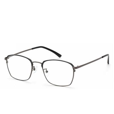 HAN光学眼镜架HN41038M+1.56树脂镜片